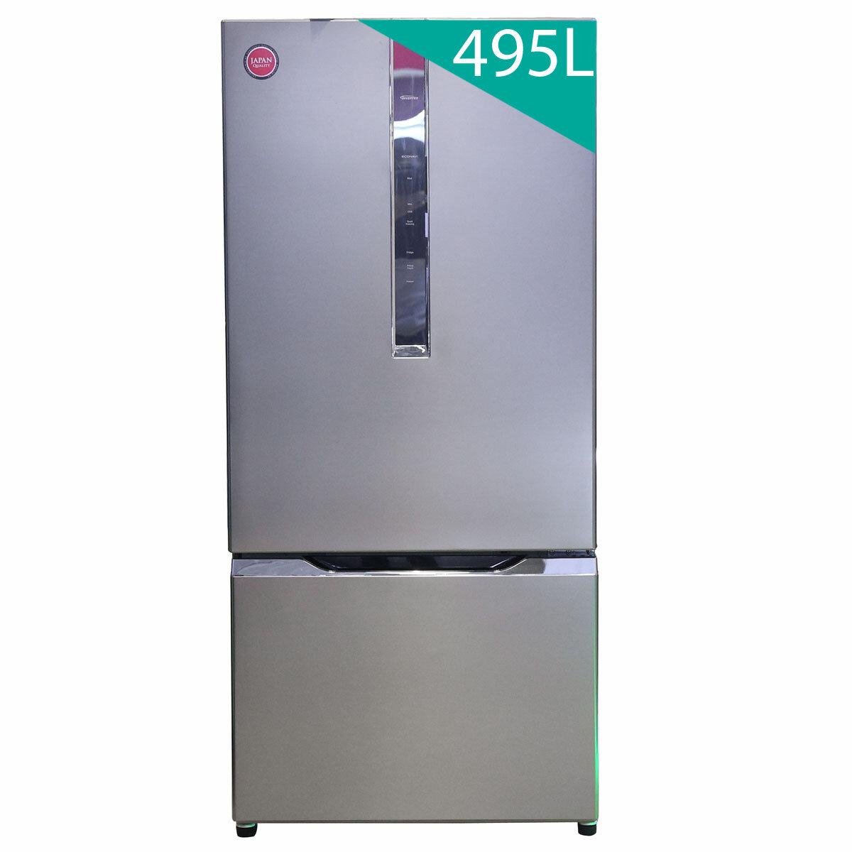 Tủ lạnh Panasonic NR-BY558XSVN