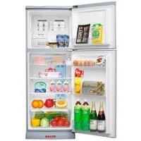 Tủ lạnh Sanyo SR-19JN - 186 lít, 2 cửa, màu SL, MH