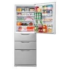 Tủ lạnh Sanyo SR-361M - 357 lít, 4 cửa