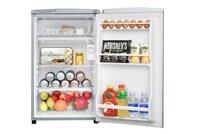 Tủ lạnh Sanyo SR-9JR/SS/SH (SR9JRSS) - 90 lít, 1 cánh