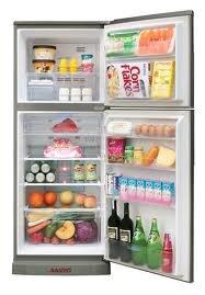 Tủ lạnh Sanyo SR-U25JN -  245 lít, 2 cửa