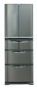 Tủ lạnh Sanyo SRF420T (SR-F420T) - 417 lít, 6 cửa, Inverter