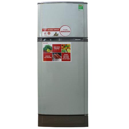 Tủ lạnh Sharp SJ-18VF1-CS - 180L, 2 cánh, ngăn đá trên