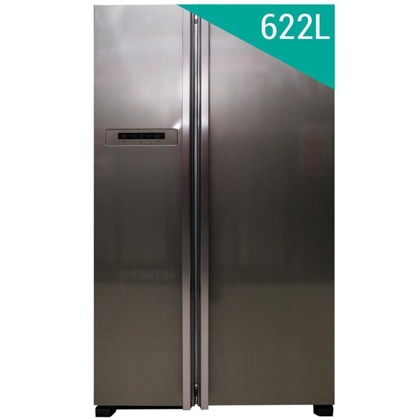 Tủ lạnh Sharp SJ-E62L-SL