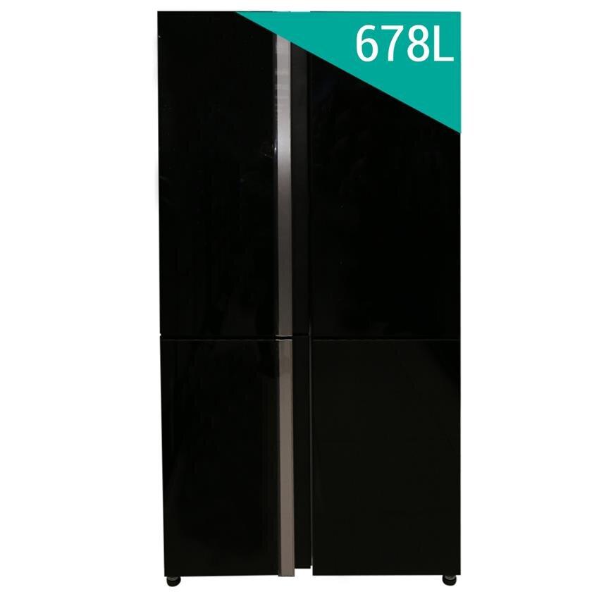 Tủ lạnh Sharp SJ-FX88VG-BK