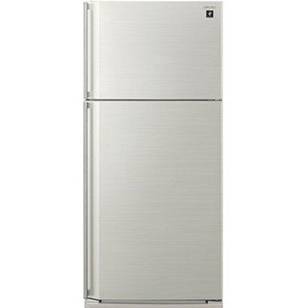 Tủ lạnh Sharp SJ-P625M (SL/ BK) - 625 lít, 2 cửa, inverter