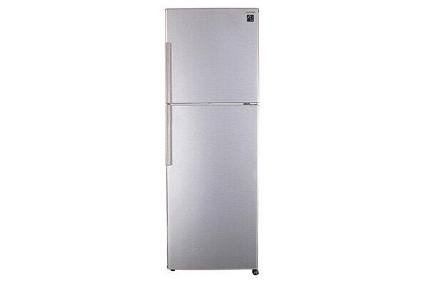 Tủ lạnh Sharp SJ-S340D-SL - 185 lít, 2 cửa