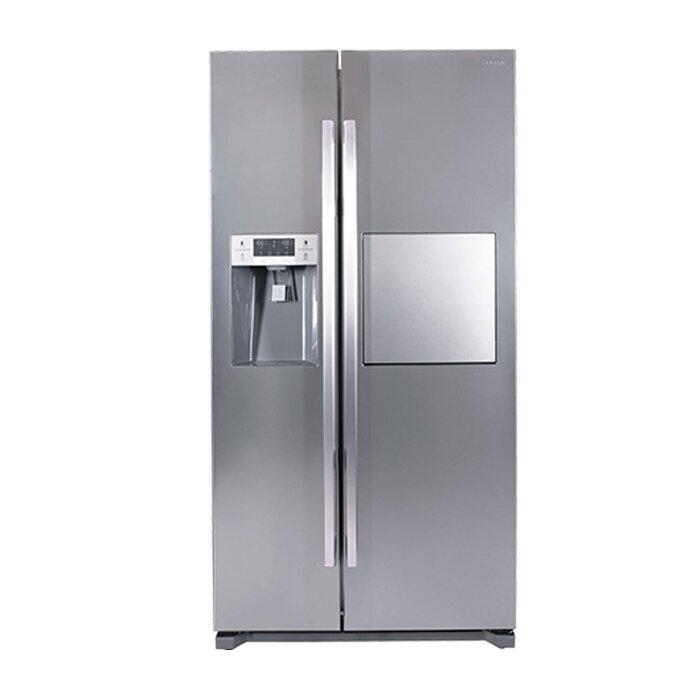 Tủ lạnh Sharp SJ-X60MWBST - 538 lít, Inverter, 2 cửa