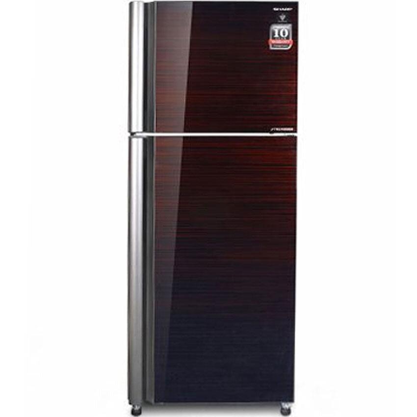 Tủ lạnh Sharp SJ-XP400PG-BK/SL