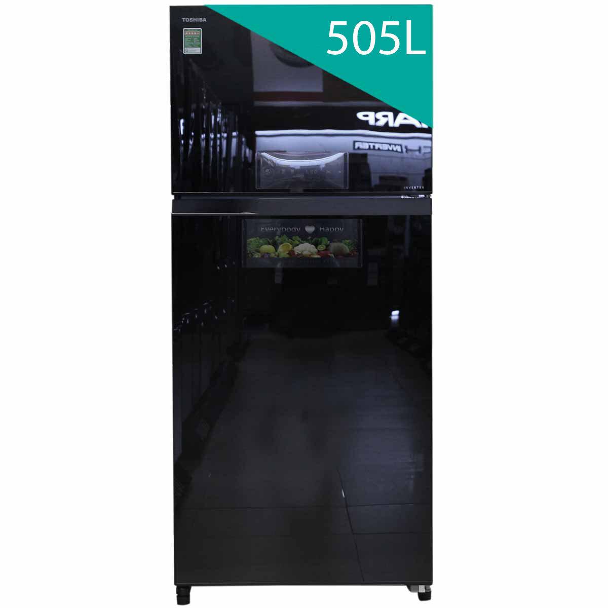 Tủ lạnh Toshiba GR-HG55VDZ (XK,GG)