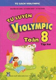 Tự luyện violympic toán 8 Tập 2