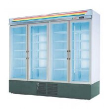 Tủ mát Alaska G2000-L4F - 4 cửa