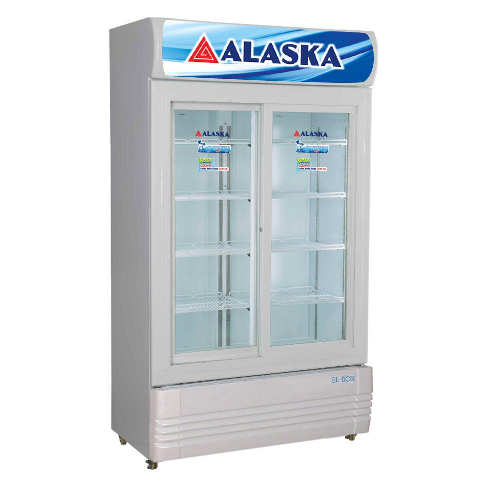 Tủ mát Alaska SL-8CS - 800L