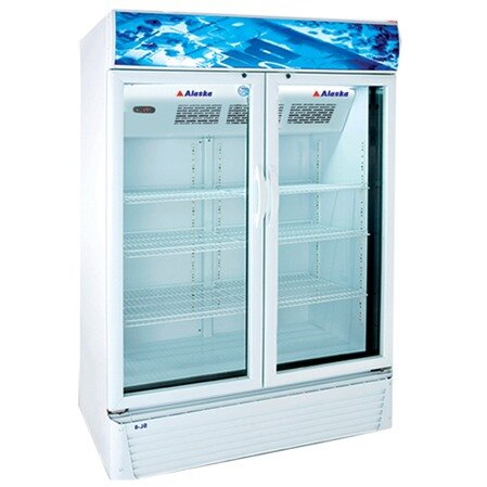 Tủ mát Alaska SL12 (SL-12) - 1000 lít, 2 cửa
