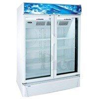 Tủ mát Alaska SL12C (SL-12C) - 1200 lít, 2 cửa