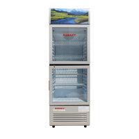 Tủ mát Sanaky VH-219W - 180L