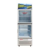 Tủ mát Sanaky VH-259W3 - inverter. 210L