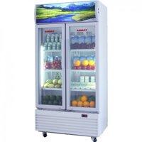 Tủ mát Sanaky VH-609HP - 600 lít, 2 cửa