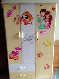 Tủ nhựa Đài Loan người lớn C003A
