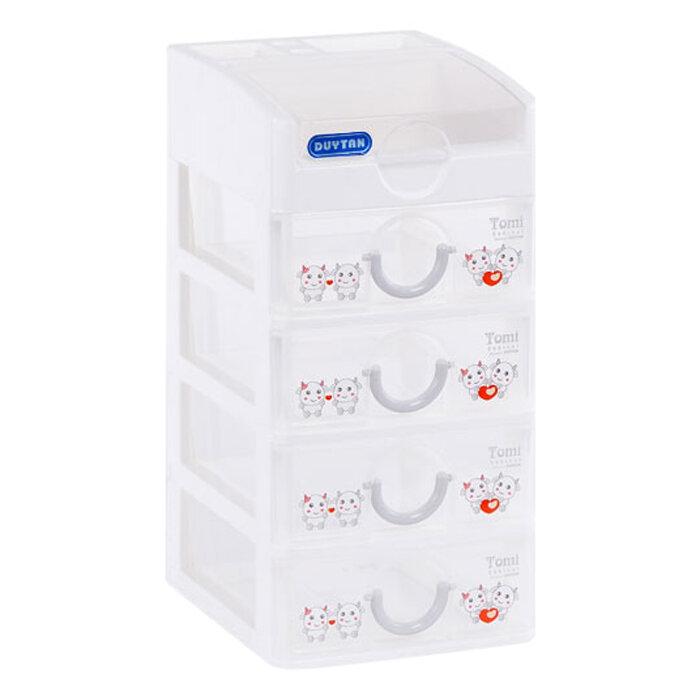 Tủ nhựa mini Tomi 5 ngăn nhỏ