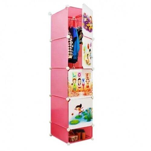 Tủ quần áo đa năng 5 ngăn Tupper Cabinet TC-5P-C