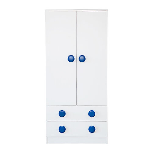 Tủ quần áo Modulo Home TIAGO 8979-W