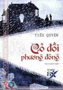 Tủ sách 8X - Cỏ đồi Phương Đông