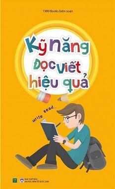 Tủ sách kỹ năng học tập – Kỹ năng đọc viết hiệu quả