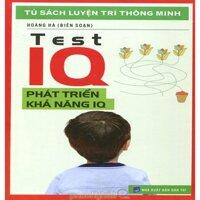 Tủ sách luyện trí thông minh test iq phát triển khả năng iq