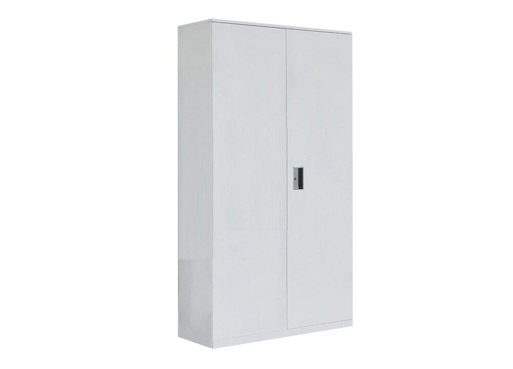 Tủ sắt Hòa Phát sơn tĩnh điện màu trắng TU09D