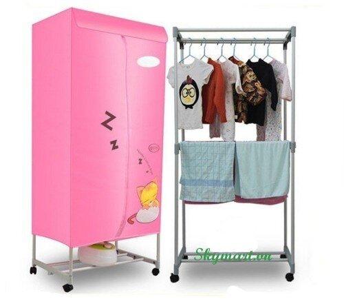 Tủ sấy quần áo OTTO 2 tầng