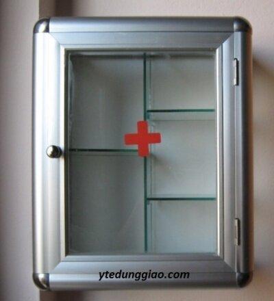 Tủ thuốc y tế - 450 x 350 x 150 mm