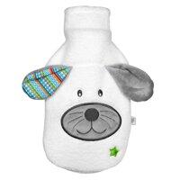 Túi chườm trẻ em chó trắng 0.8L Fashy 65195