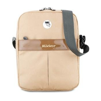Túi đeo chéo nữ Editor Tablet màu kem-ET-005