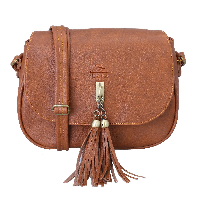 Túi đeo chéo thời trang nữ LATA HN29