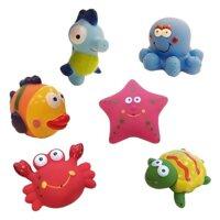 Túi đồ chơi tắm 6 món Toys House TL811-2