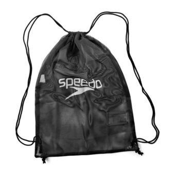 Túi đựng đồ bơi Speedo Equipment Mesh Bag (Đen)