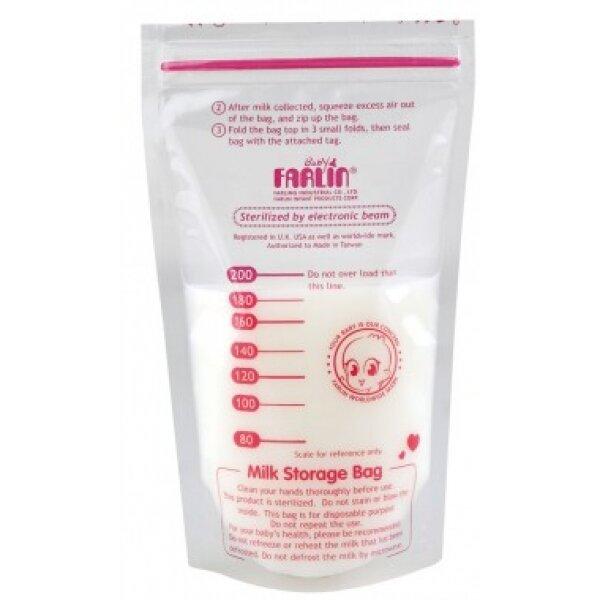 Túi đựng sữa mẹ Farlin BP-869-2 - 200ml