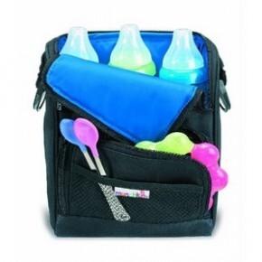 Túi giữ lạnh bình sữa Munchkin MK11186