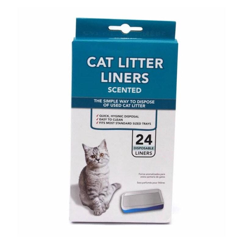 Túi lót vệ sinh cho mèo 24 túi Uncle Bill PA1092