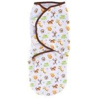 Túi ngủ cho bé Summer Infant Tiny Jungle SwaddlePod 72680