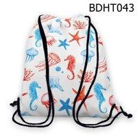 Túi rút cá ngựa sứa biểm - BDHT043