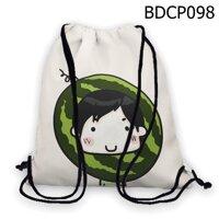 Túi rút Cậu bé dưa hấu - BDCP098