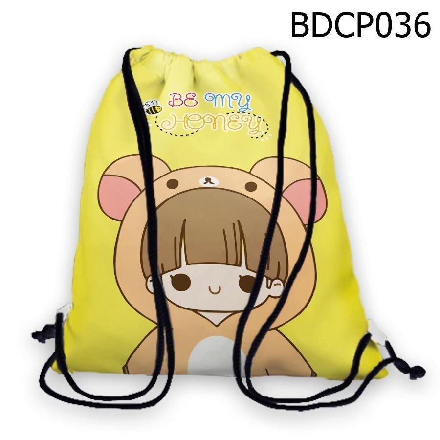 Túi rút Cô bé gấu nâu - BDCP036