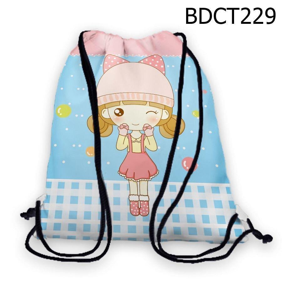 Túi rút Cô bé mùa đông - BDCT229
