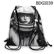 Túi rút Cô gái đội nón phi hành gia - BDGI039