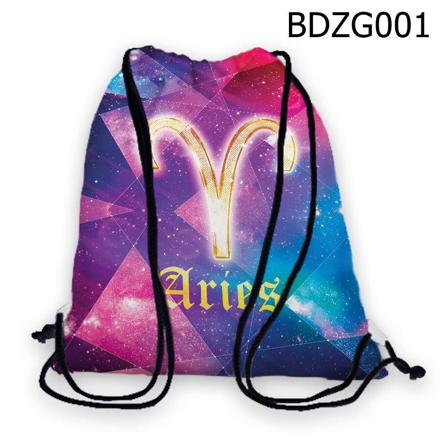 Túi rút Cung bạch dương Galaxy - BDZG001