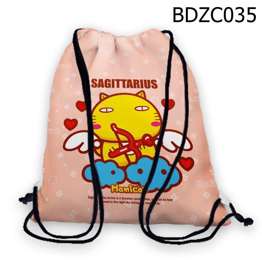 Túi rút Cung bảo bình HamiCat - BDZC035
