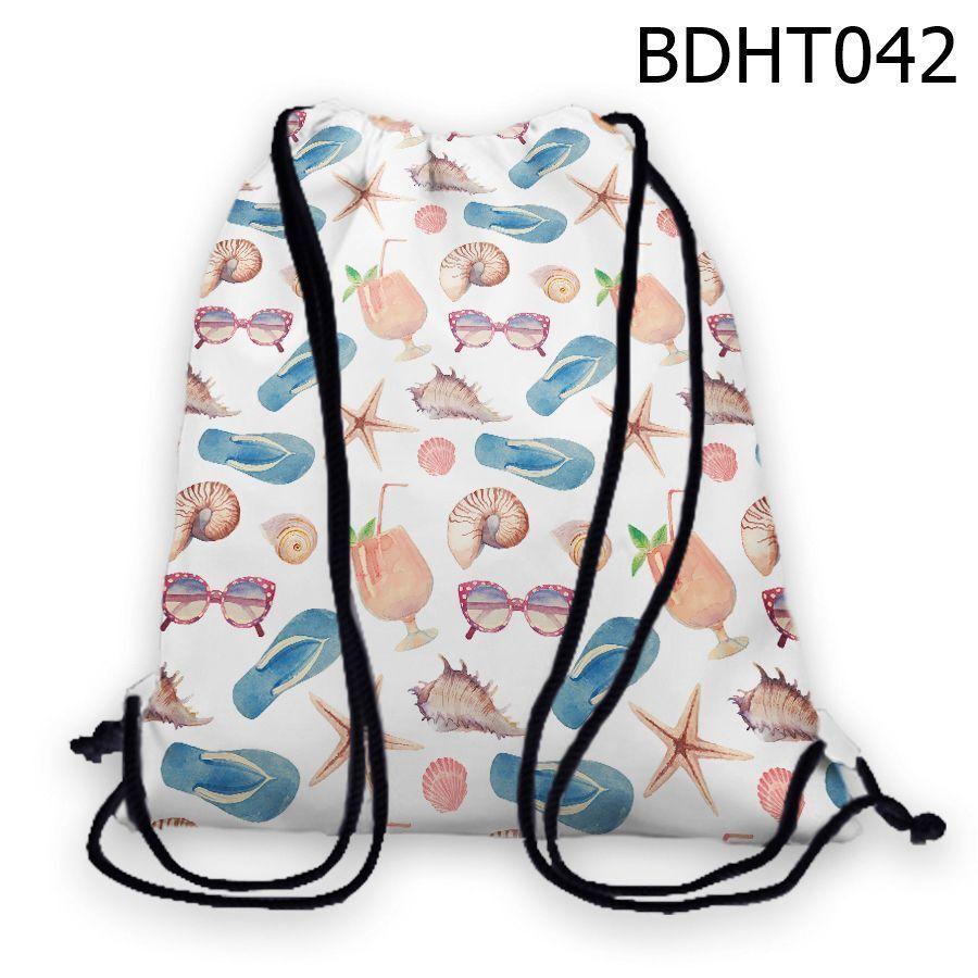 Túi rút dép và kính đi biển – BDHT042