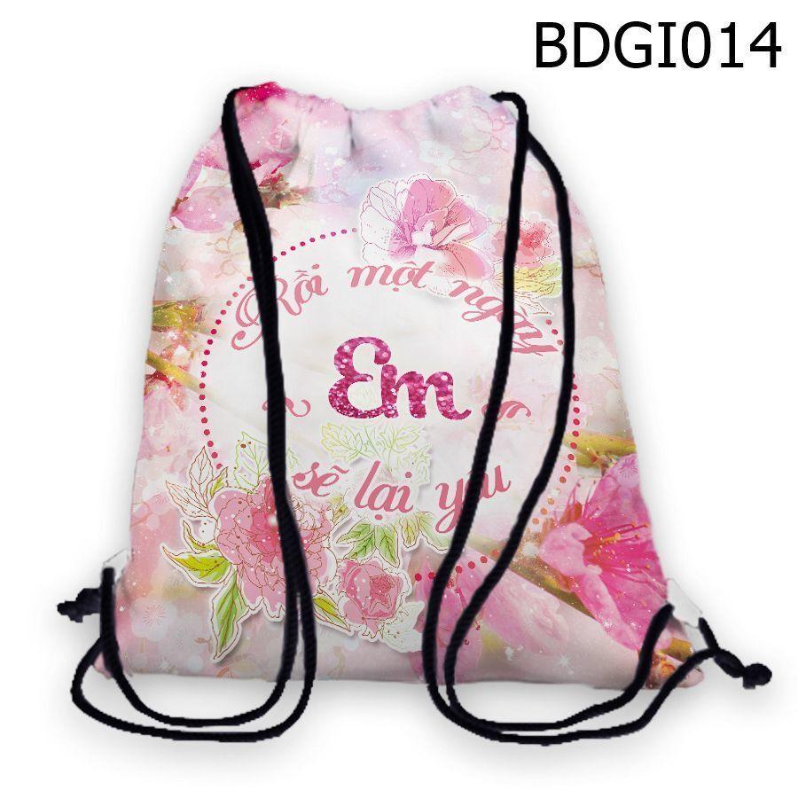 Túi rút Rồi một ngày em sẽ lại yêu – BDGI014
